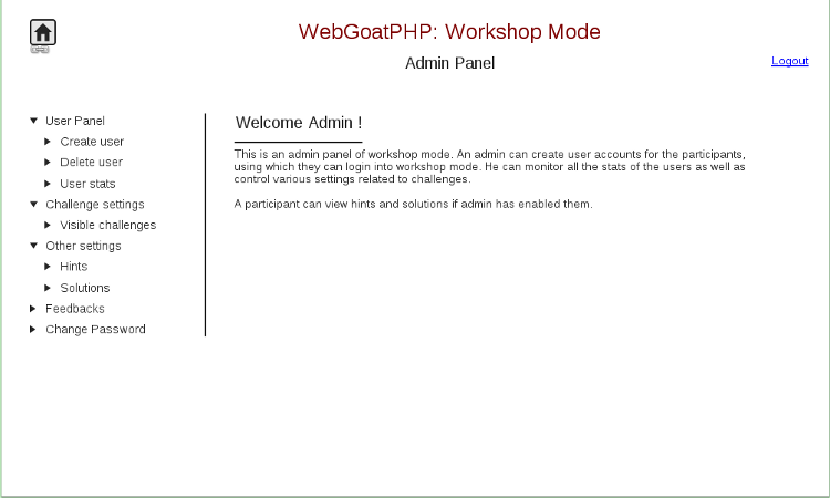 Workshop Mode